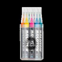 Aqua Ink Pump Softliner 1mm soft brush 12x - Main-Kit I - PP box