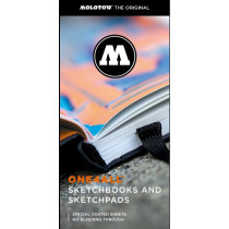 ONE4ALL™ SKETCHBOOKS AND SKETCHPADS