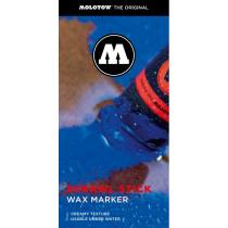 Scrawl Stick Wax Marker